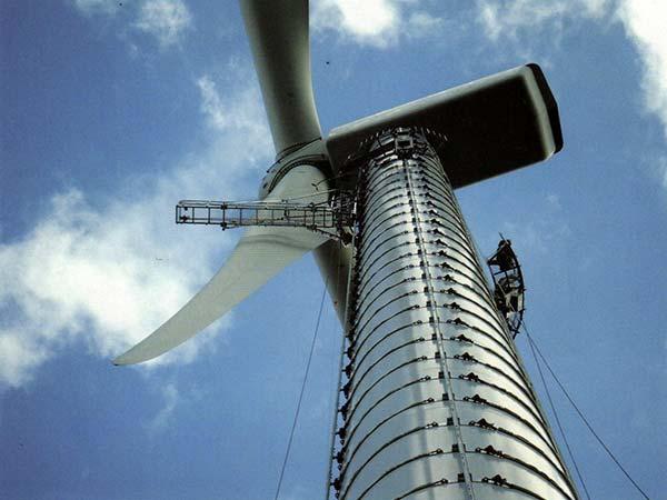 风电塔架专用升降维